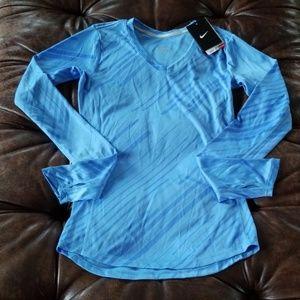 Nike Dri-Fit Running Long-sleeved Shirt